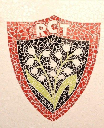 Blason du Rugby Club Toulonnais